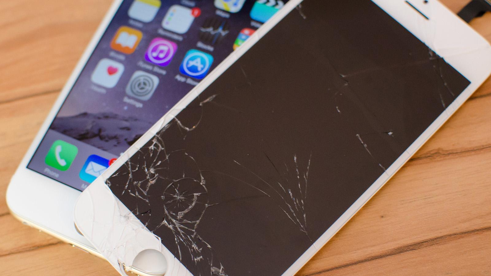 Ремонт сенсора iPhone в сервисном центре Apple