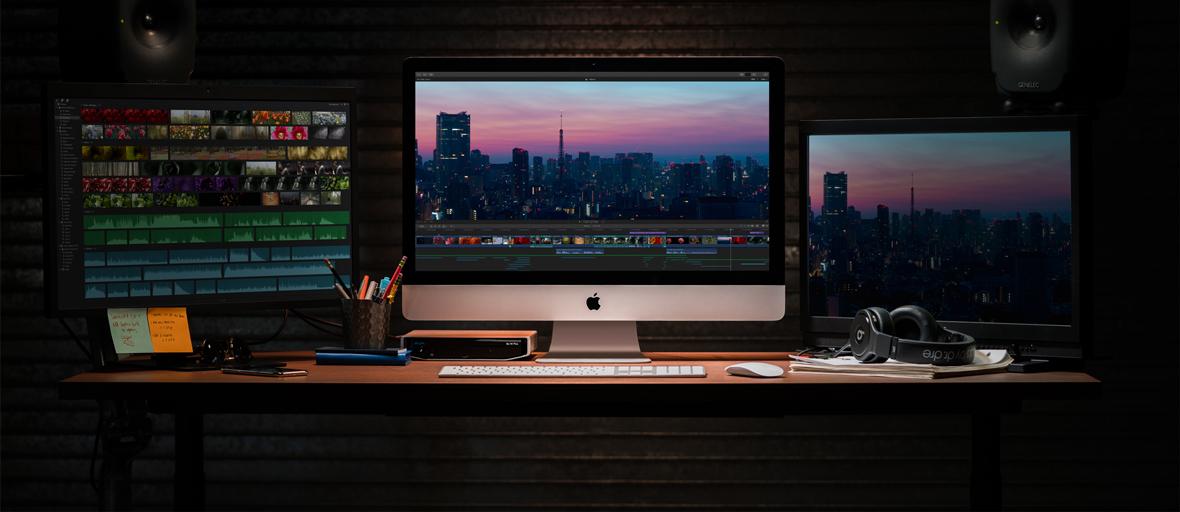 "iMac 2019 21/27"""