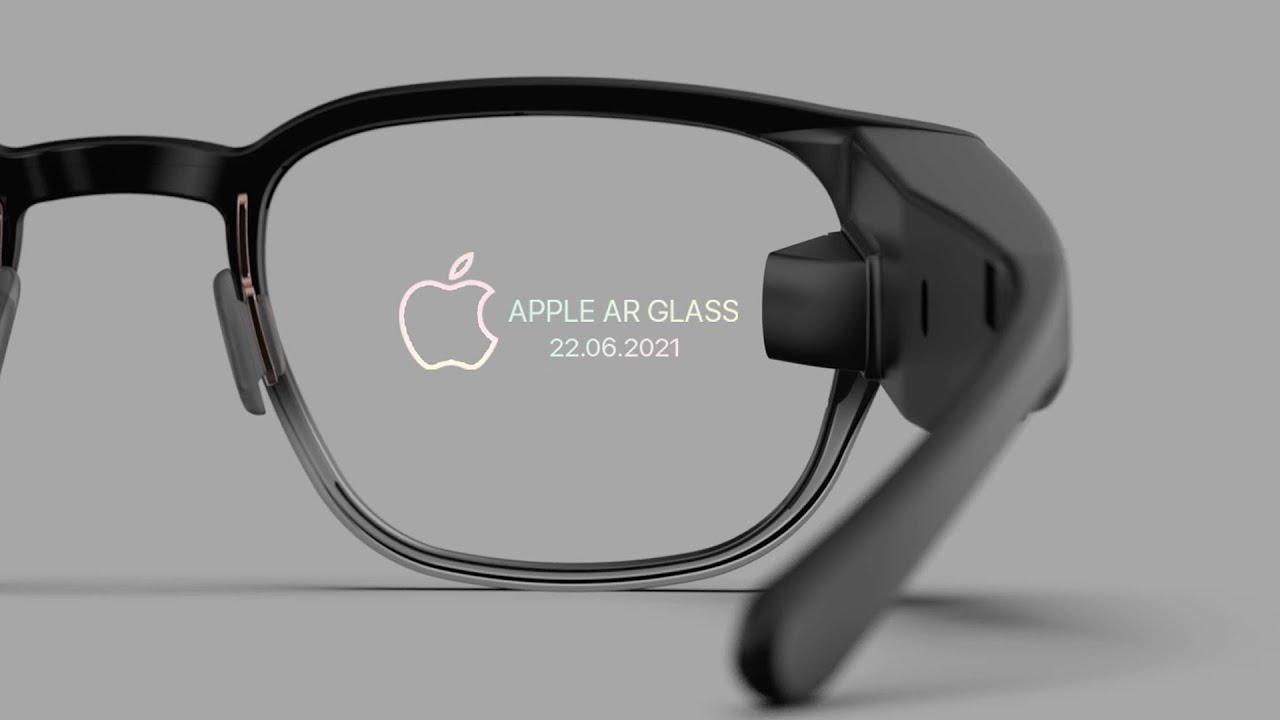 З'явилася інформація про прийдешні AR-окуляри Apple