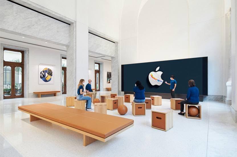 Apple відкрили справжній палац!
